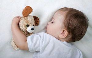 Sposoby na spokojny sen twojego dziecka